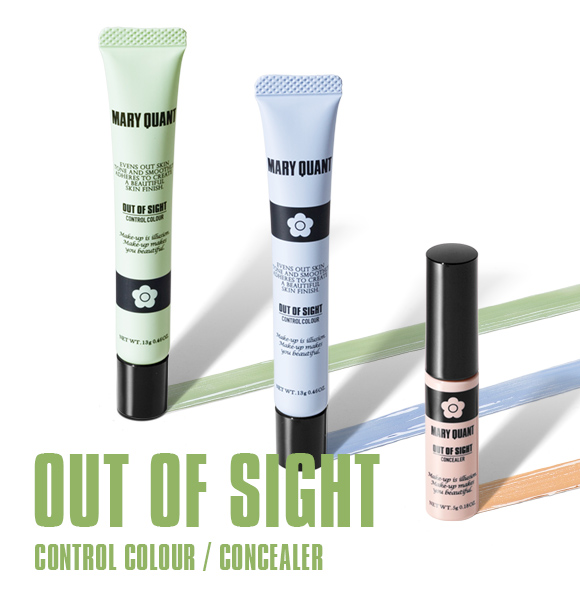 OUT OF SIGHT(CONTROL COLOUR/CONCEALER)