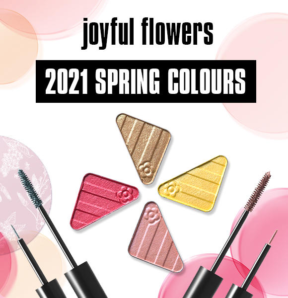 2021 SPRING COLOURS